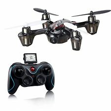 Holy Stone F180c 2.4 GHz Indoor/Outdoor Quadcopter with Headless Mode 720P 4G