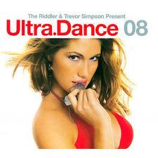 Various Artists : Ultra Dance 08 CD (2 disc set)