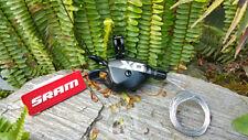 2018 SRAM XO1 X01 Eagle Trigger Shifter 12Speed - Black/White