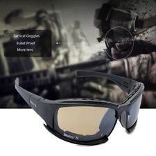 Photochromic Polarized Daisy X7 Army Sunglasses 4 Lens Kit Military Goggles New