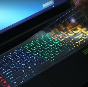 Pennytupu Keyboard Cover Skin Waterproof Dustproof Silicone Film Universal Tablet Keyboard Protector for 13-17 inch Notebook