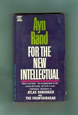 Ayn Rand For The New Intellectual Objectivism Philosophy Morality Atlas Shrugged