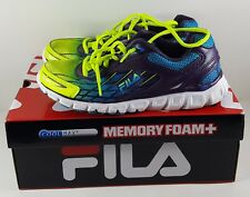 FILA Cool Max Memory Foam Imperative Women's Size 6 Athletic Running Shoes