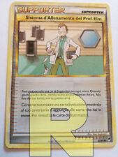 Sistema Di Allenamento Del Prof. Elm ® 82/95 ® Non Comune ® Pokemon Italiano EX
