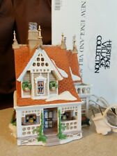 Dept 56 New England Village Series 1996 Bobwhite Cottage 56576 Retired 2001
