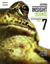 Oxford Insight Science 7 AC for NSW - DIGITAL COPY