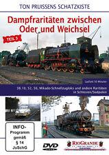 DVD Ton Pruissens Schatzkiste Dampfraritäten zwischen Oder und Weichsel - Teil 3