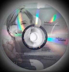 Software Cyberlink power DV 2.0 32bit 2007 DVD