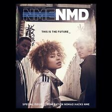 NEW MUSICAL EXPRESS NME NMD 18 MARCH 2016 GENERATION NOMAD HACKS Cover n.m.e.
