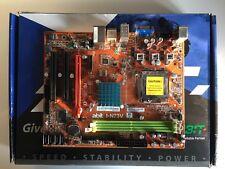 ABIT I-N73V motherboard - LGA775 Socket - Pre-owned