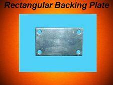 Floating Boat Dock Hardware Bracket Rectangle Plate 516