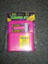 NAKI Eliminator Cleaning Kit for Sega Genesis NEW