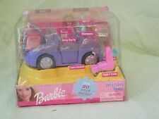 Neu in Karton Barbie-Puppe MINI S Buggy Modell 80130 Mattel Volkswagen Käfer