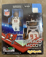 Gerald McCoy NFL.COM LEGO ACTION MINI FIGURE NEW IN BOX VERY RARE! OYO Sports