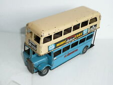 Tri ang Minic 60M Leyland  Routemaster London Double Decker Bus *original*