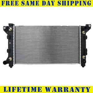 Radiator For 1996-2000 Chrysler Town & Country Grand Voyager V6 Fast Shipping