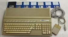 Atari 1040 ST-F Computer. [tested & working] with games, mouse, powercable. Nice
