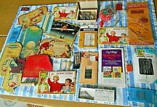 Lot ViNtaGe Sewing Needles 12 Cards Worlds Fair 1939 Pin Cushion Nos Packages