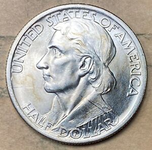 1936 Boone Commemorative Half Dollar