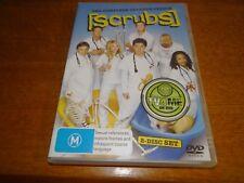 SCRUBS COMPLETE EIGHTH SEASON DVD *BARGAIN*