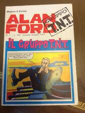 Alan Ford gruppo TNT prima ristampa 1973 buono/ottimo