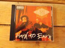 HARD TO EARN-GANGSTARR-RARE-CD