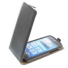 Tasche für Acer Liquid E2 FlipStyle Handytasche Schutz Hülle Flip Case Schwarz