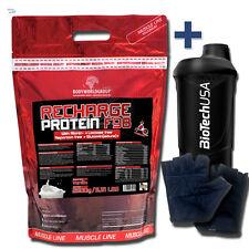 BWG bodyworldgroup Recharge Proteine Albume d' UOVO F90% 2.5KG KG SACCA 2500 g