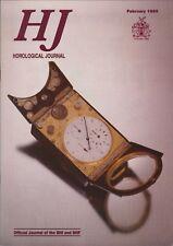 Hairsprings 5. Strasbourg Clock. Making Beetle & Poker Hands. Ultrasonic HL4.770