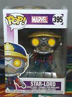 Marvel Star-Lord #395 Pop Bobble-Head Figure Funko Aus Seller