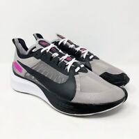 Nike Zoom Gravity Atmosphere Shoes Grey Pink Blast BQ3202-006 Men's Size 8