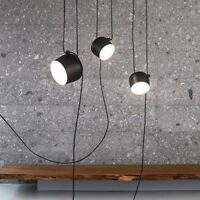 Dimmable LED AIM Pendant Lamp Modern Suspension Ceiling Light Hanging Chandelier