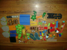 100 + GO DIEGO GO MEGA BLOKS BLOCKS CARS PEOPLE ANIMAL REPLACEMENT LOT DUPLO SZ