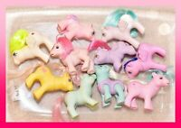 ❤️My Little Pony MLP G1 Vintage Custom Bait TLC Newborn BABY Lot of 10 Ponies❤️