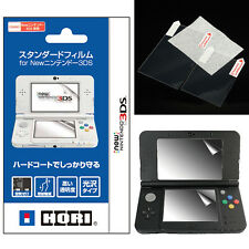 Clear Top Bottom LCD Screen Protector Cover Film For New Nintendo 3DS 2014