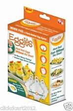 Eggies Hard Boil Eggs Without Shell Cooking Tool