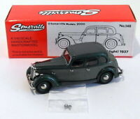 Somerville Models 1/43 Scale 148 - 1937 Rover P-2 6 Light - 2-Tone Green