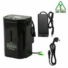 E-bike Akku 36V 10Ah 370Wh Sitzrohr für E-bike Fahrrad Batterie mit Ladegerät