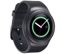 Samsung SM-R730V Gear S2 Verizon Wireless + WiFi Smart Watch Dark Gray