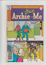 Archie and Me #110 F Archie comic 1979