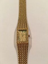 Vintage Deauville Armitron Quartz Ladies Wristwatch Italy E Gluck 25/4202