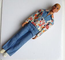 Vintage Barbie Malibu Ken 1970-72 With Rare Best Buy Outfit Original Mattel