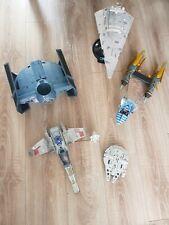 Star Wars 5 different vehicles job lot