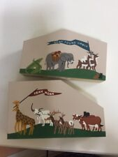 Cat's Meow Noah Ark Animals 258c
