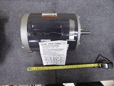 U.S. Motors D34CA1J9 3/4 HP 115/208-230 Volt Single Phase 3600 RPM New