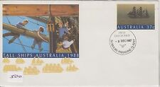 (ICC49) 1987 AU PSE 37c tall ships
