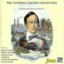 Stephen Foster Collection-Stephen Foster In Contra - 2 DISC SET  (2007, CD NEUF)
