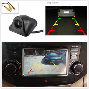170° Night Vision Car HD Rear View Camera Universal Autos Parking Reverse Backup