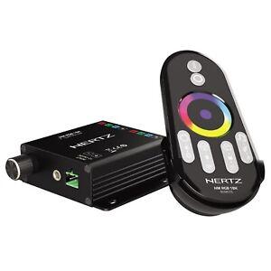 Hertz HM RGB 1 BK Controller / Fernbedienung LED Beleuchtung HMX-LD Lautsprecher