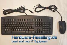 Original Sgi Silicon Graphics Keyboard Klingon de Qwertz 062 0047 001 Mouse